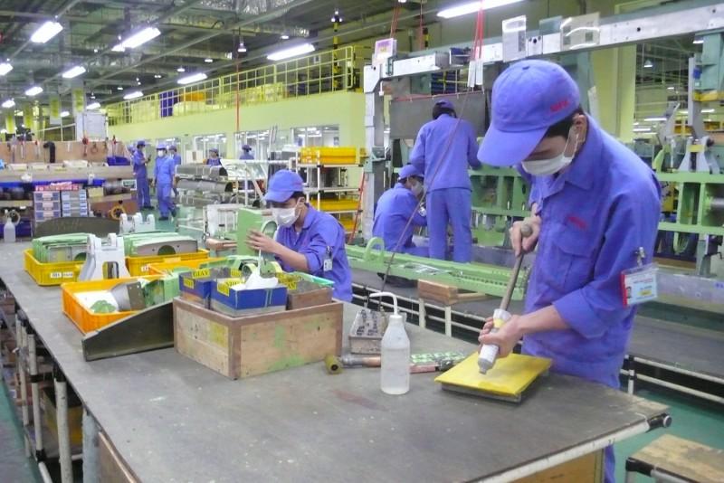 CNLĐ khu CN&CX Hà Nội: Được điều chỉnh lương kịp thời