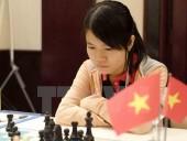 Phạm Lê Thảo Nguyên vào tốp 16 tay cờ nữ mạnh nhất thế giới 2017