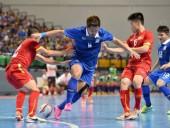Futsal Việt Nam trước cơ hội lớn vào chung kết AFF futsal 2017