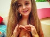 Kỳ lạ cô bé 7 tuổi có trái tim nằm ngoài cơ thể