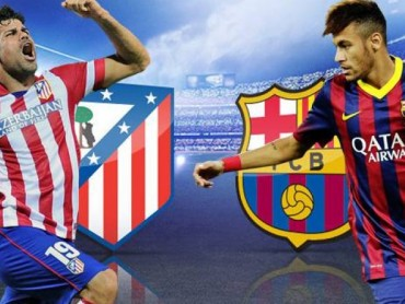 Đại chiến Barcelona-Atletico: Trận thư hùng hay nhất tháng 2