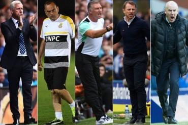 5 ứng viên sáng giá nhất cho 'ghế nóng' ở Leicester City