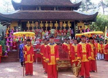 4 địa phương tham gia góp giỗ tổ Hùng Vương năm Đinh Dậu