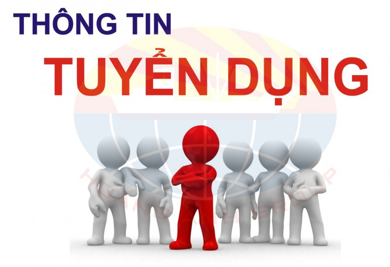 Công ty Cổ phần Thương Mại Kỹ Thuật Dịch vụ Minh Đức tuyển dụng