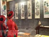 Tái hiện không gian đón Tết truyền thống của người Hà Nội xưa