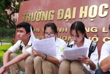 Dự kiến thay đổi quy định làm tròn điểm trong thi THPT quốc gia