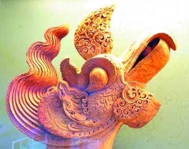 Rưc rỡ di vật Hoàng thành Thăng Long