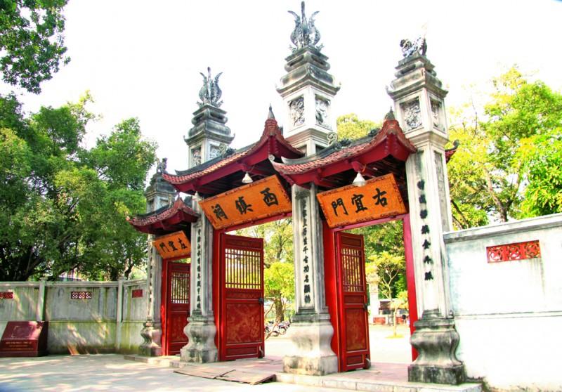 Thăng Long tứ trấn: Đậm nét văn hóa tâm linh