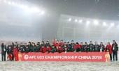 Hành trình viết nên câu chuyện cổ tích của U23 Việt Nam tại giải châu Á