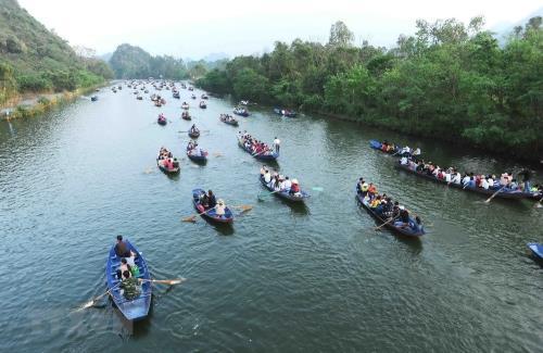 Những điểm mới trong Lễ hội chùa Hương 2018