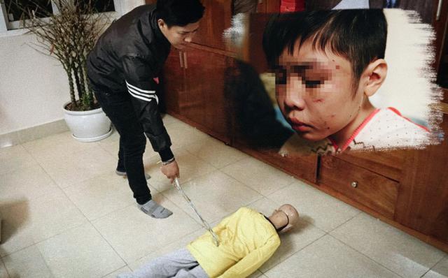 Ngược đãi con trẻ - bạo lực gia đình không thể chấp nhận