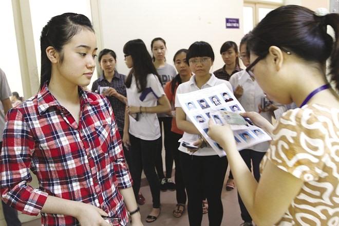 Lịch thi khảo sát dành cho học sinh lớp 12 tại Hà Nội