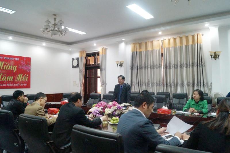 cong doan huyen thanh tri thuc hien tot ky cuong hanh chinh dau nam 2018