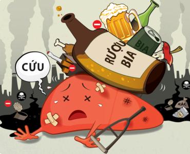 Các biện pháp phòng ngừa say rượu sau Tết