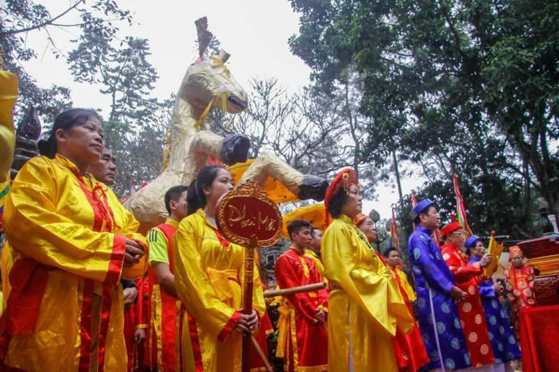 Lễ hội Xuân 2018: Nét xưa quay lại, hiện tại văn minh