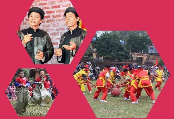 Trải nghiệm sắc thái văn hóa Bắc Giang giữa Thủ đô Hà Nội
