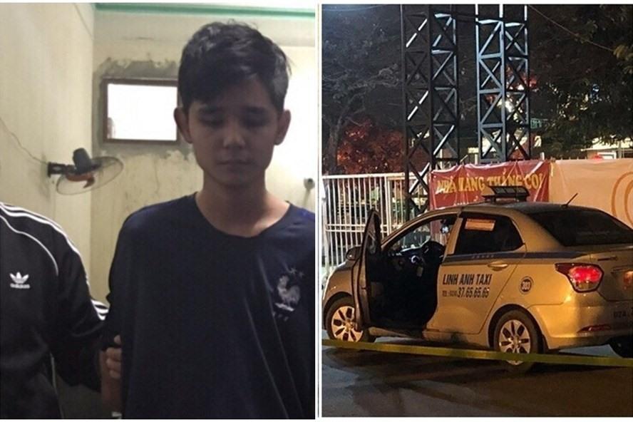 Đoạn ghi âm giúp công an tóm gọn kẻ cứa cổ tài xế taxi ở Hà Nội