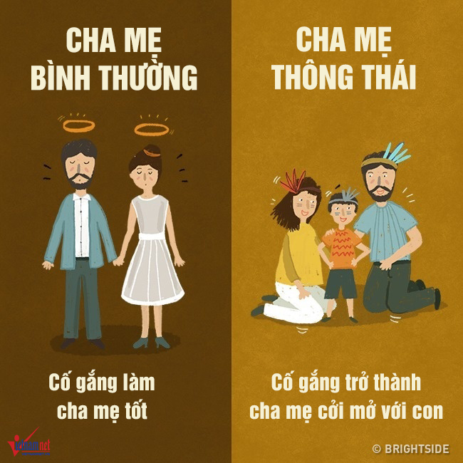 11 dieu tuyet voi cha me co the lam cho con cai