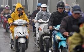 Dự báo thời tiết 13/2: Miền Bắc mưa phùn gió bấc, nhiệt độ tiếp tục giảm