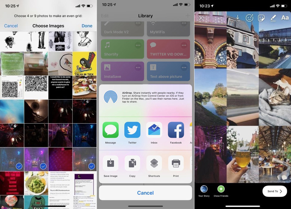 8 phim tat nang cao trai nghiem instagram tren iphone
