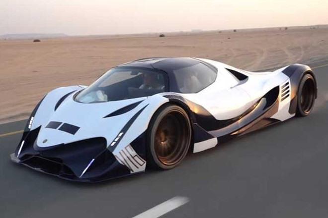Siêu xe mạnh nhất thế giới sẽ ra lò vào năm 2021