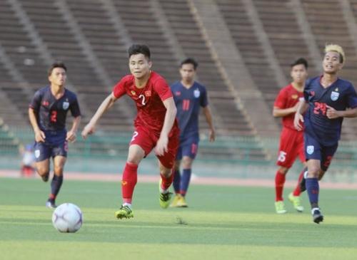 Hòa trên cơ Thái Lan, U22 Việt Nam vào bán kết với ngôi đầu bảng A