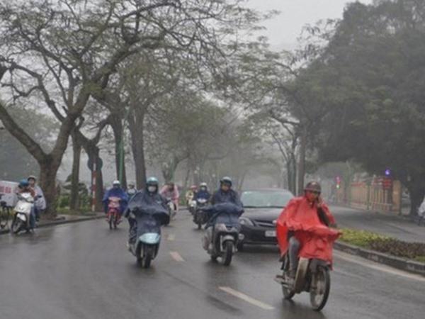 Dự báo thời tiết ngày 22/2: Không khí lạnh gây mưa rét, nhiệt độ giảm sâu