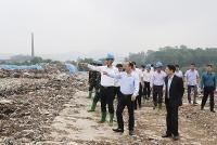 Đẩy nhanh xây dựng nhà máy xử lý rác thải hiện đại
