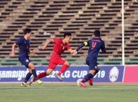 Ai sẽ là đối thủ của Việt Nam ở bán kết giải U22 Đông Nam Á?