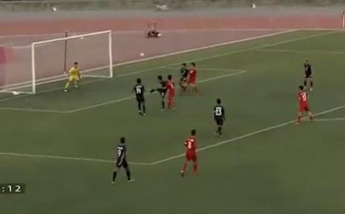 Hạ chủ nhà Campuchia, U22 Việt Nam giành hạng ba chung cuộc