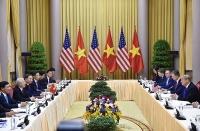Việt Nam - Hoa Kỳ: Thúc đẩy quan hệ đối tác toàn diện