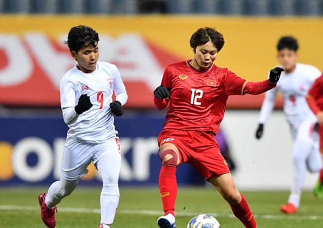 Đối thủ của tuyển nữ Việt Nam ở vòng play-off Olympic mạnh thế nào?