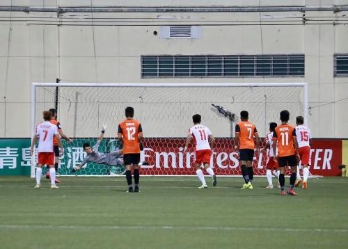 Sai lầm của Bùi Tiến Dũng tại AFC Cup 2020 có đáng bị chỉ trích?