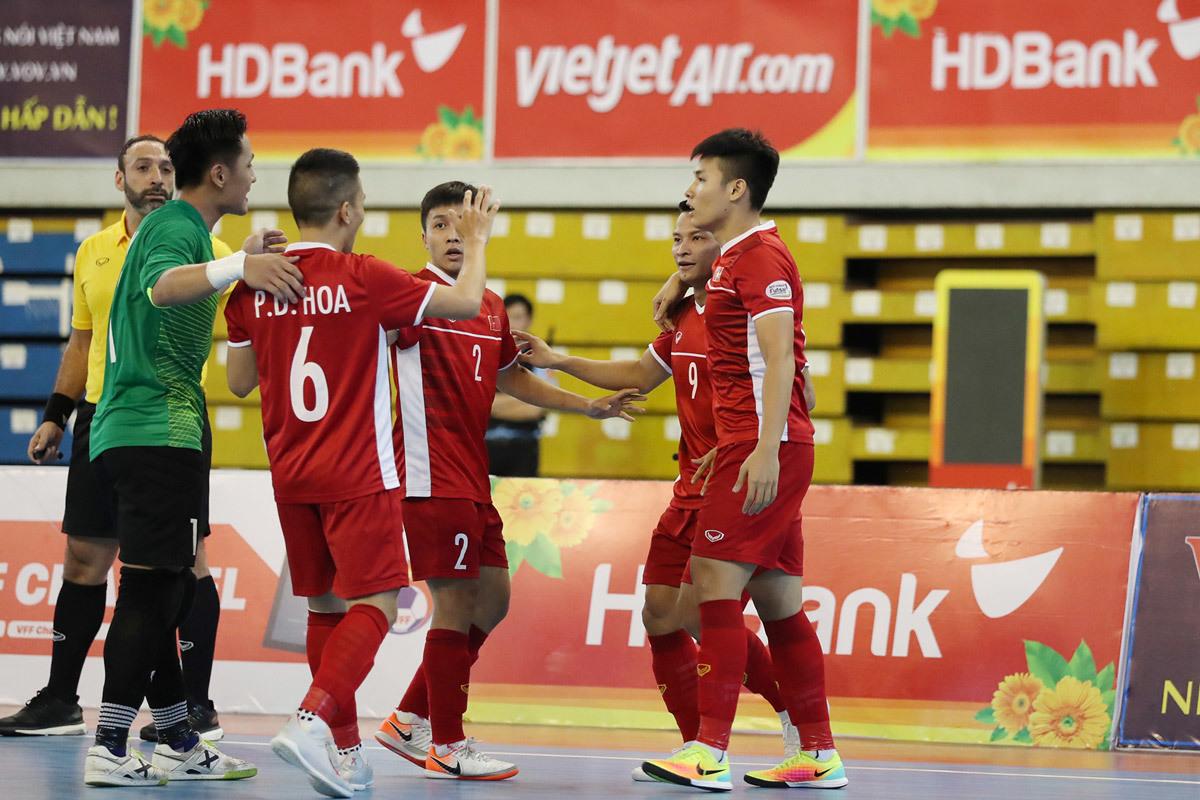 Các mục tiêu lớn của bóng đá Việt Nam trong năm 2021