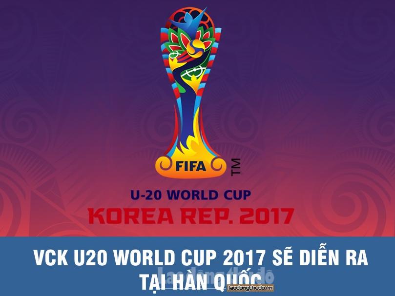 Đã xác định 24 đội tham dự VCK U20 World Cup: Khó cho Việt Nam