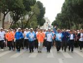 Gần 7.000 người Hà Nội tham dự Ngày chạy Olympic 2017
