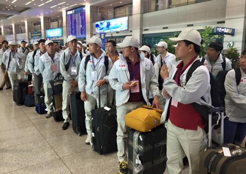 Tạm dừng tuyển lao động đi Hàn Quốc tại 58 quận, huyện