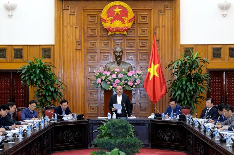 Thủ tướng Chính phủ Nguyễn Xuân Phúc: Phát triển đồng bộ kết cấu hạ tầng