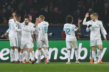 Ronaldo tỏa sáng, Real Madrid vào tứ kết Champions League