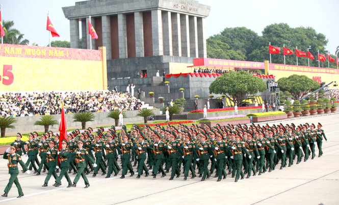 Chỉ tiêu tuyển sinh ĐH, CĐ quân sự năm 2018