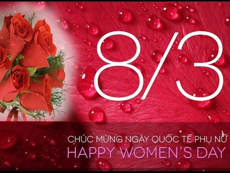 Vì sao có ngày Quốc tế Phụ nữ 8.3?