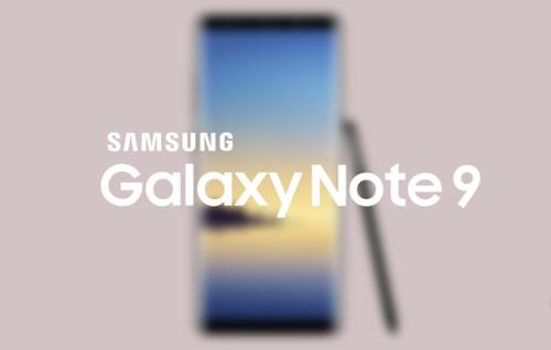 Hé lộ nhiều thông tin về Samsung Galaxy Note 9