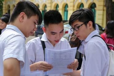 Một số thay đổi trong Quy chế thi Trung học phổ thông quốc gia