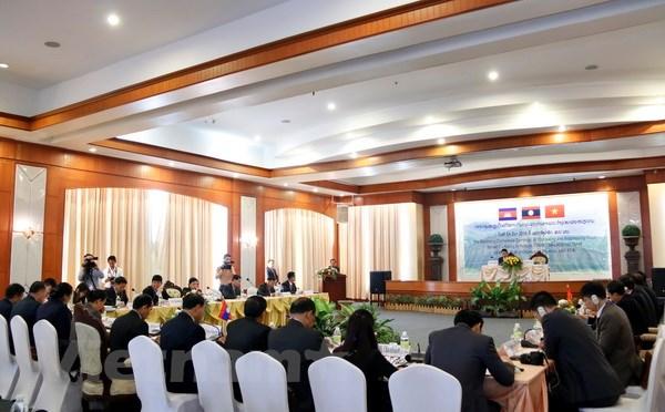 Tổng kết đợt cao điểm trấn áp tội phạm buôn người Việt - Lào - Campuchia