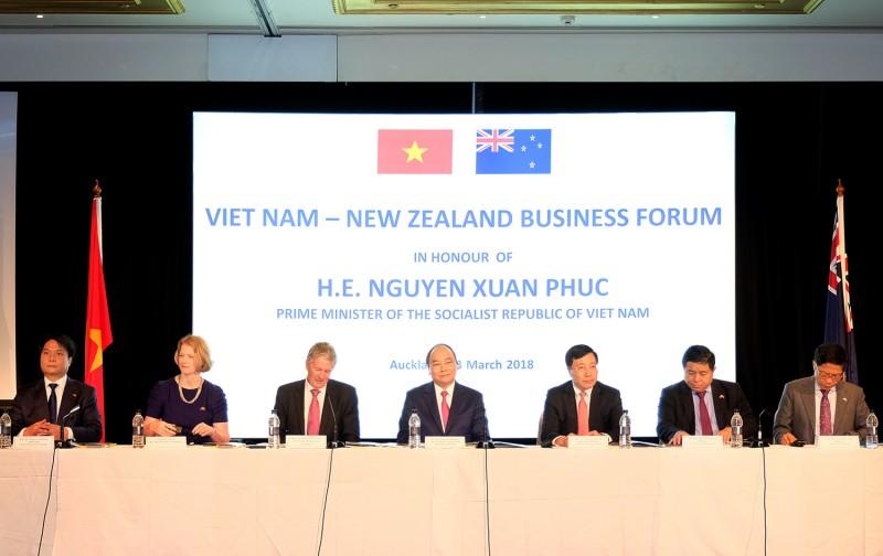 Việt Nam - New Zealand: Hướng tới quan hệ đối tác chiến lược