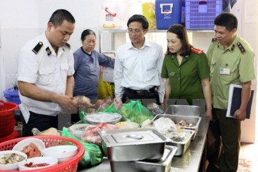 Cơ sở vi phạm an toàn thực phẩm: Thành phố sẽ xử lý nghiêm