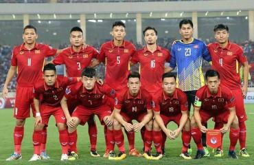 Đội tuyển Việt Nam đứng trước cơ hội lớn lọt vào top 100 thế giới