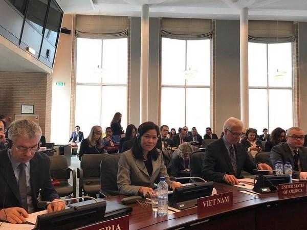 Việt Nam đảm nhiệm thành công nhiệm kỳ 2 năm làm thành viên OPCW