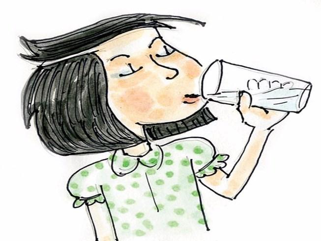 6 thời điểm càng uống nước càng gây hại