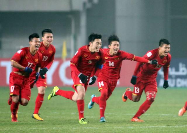 Nhiều sao U23 Việt Nam được triệu tập lên đội tuyển quốc gia